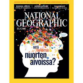 National Geographic tarjous